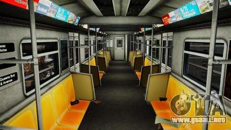 Nuevos vagones para GTA 4 segundos de pantalla