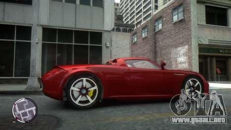 iCEnhancer Natural Tweak II para GTA 4 adelante de pantalla