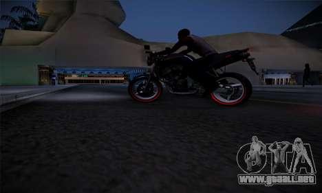Ducati FCR900 2013 para GTA San Andreas left