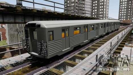 Nuevos vagones para GTA 4