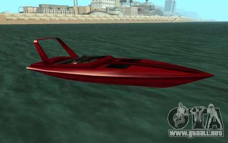 Vice City Squallo II para GTA San Andreas