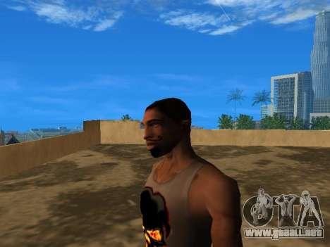 La nueva cara de CJ para GTA San Andreas tercera pantalla