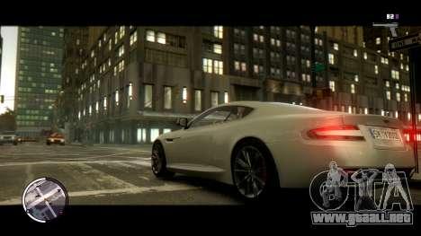 iCEnhancer Natural Tweak II para GTA 4 tercera pantalla