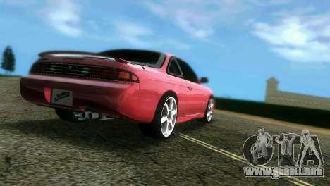 Nissan Silvia S14 Light Tuning para GTA Vice City left