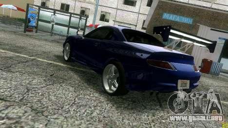 Mitsubishi FTO para GTA Vice City vista lateral izquierdo