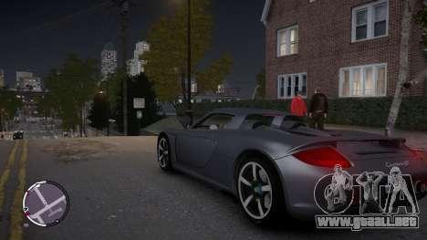 iCEnhancer Natural Tweak II para GTA 4 sexto de pantalla