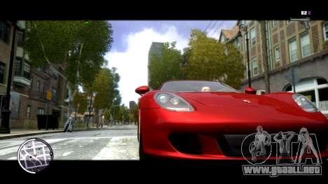 iCEnhancer Natural Tweak II para GTA 4 segundos de pantalla