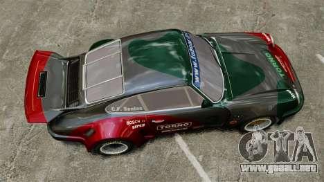 Porsche 911 RSR 3.3 para GTA 4 visión correcta