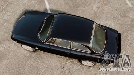 Alfa Romeo Giulia 1965 Sprint GTA Stradale para GTA 4 visión correcta