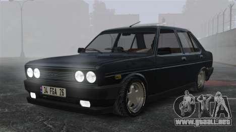 Fiat 131 para GTA 4
