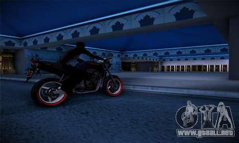 Ducati FCR900 2013 para la visión correcta GTA San Andreas