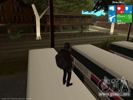 El ladrón de bancos para GTA San Andreas tercera pantalla