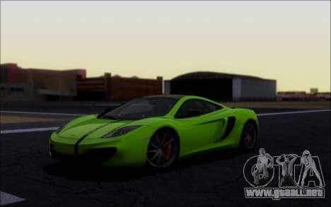 FF TG ICY ENB V2.0 para GTA San Andreas tercera pantalla
