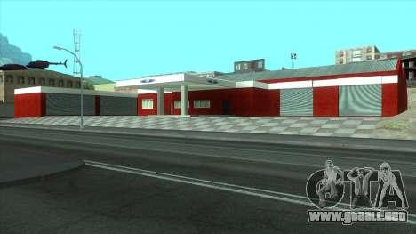 Nuevo garaje en Doherty para GTA San Andreas