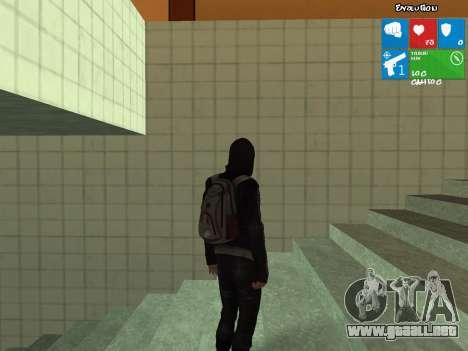 El tesoro de Dead Rising 2 para GTA San Andreas tercera pantalla