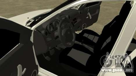 Lada Grant para visión interna GTA San Andreas