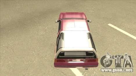 Nissan EXA L.A. Version para GTA San Andreas