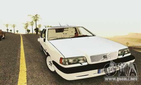 Volvo 850 para GTA San Andreas left