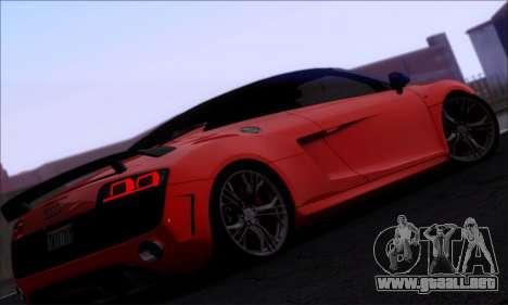 FF TG ICY ENB V1.0 para GTA San Andreas tercera pantalla