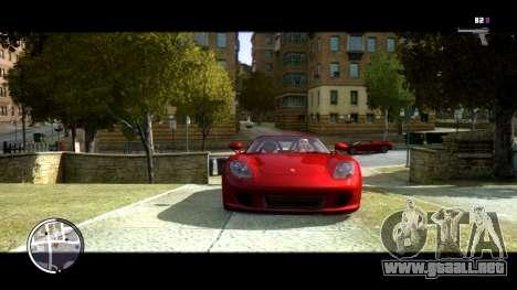 iCEnhancer Natural Tweak II para GTA 4 quinta pantalla