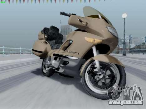 BMW K1200LT para la visión correcta GTA San Andreas