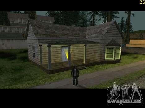 Telefónica interactiva para GTA San Andreas tercera pantalla