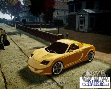 Toyota MR-S para GTA 4