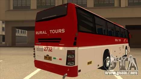 Rural Tours 2732 para la visión correcta GTA San Andreas