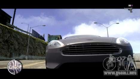 iCEnhancer Natural Tweak II para GTA 4 octavo de pantalla