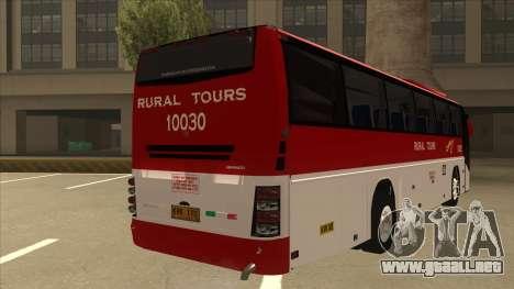 Rural Tours 10030 para la visión correcta GTA San Andreas