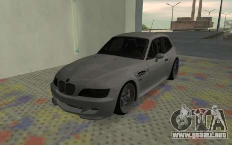 BMW Z3 M Power 2002 para GTA San Andreas