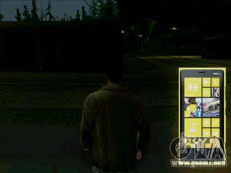 Telefónica interactiva para GTA San Andreas