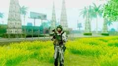 AK-12 del campo de batalla 4 para GTA San Andreas