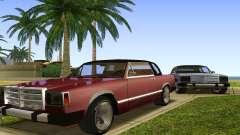 Feltzer C107 coupe para GTA San Andreas