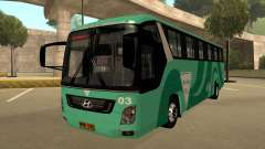 Holiday Bus 03 para GTA San Andreas