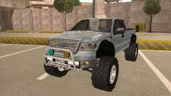 Ford F-150 EXT Off Road 2007 para GTA San Andreas