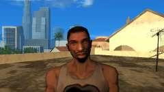 La nueva cara de CJ para GTA San Andreas