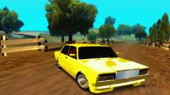 VAZ 2107 VIP para GTA San Andreas