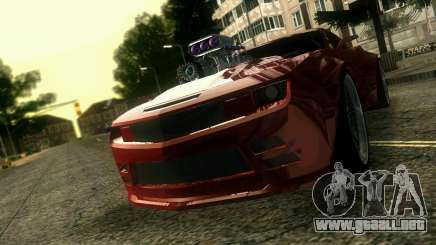Chevrolet Camaro JR Tuning para GTA Vice City
