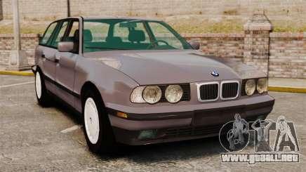BMW 535 E34 Touring para GTA 4