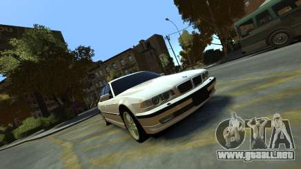 BMW 750iL para GTA 4