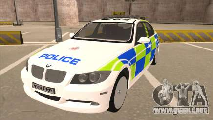 European Emergency BMW 330 para GTA San Andreas