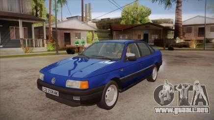 Volkswagen Passat B3 IVLM para GTA San Andreas