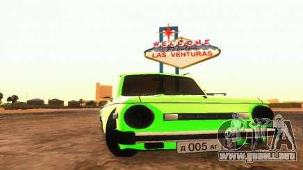ZAZ 968 Cabriolet Tuning para GTA San Andreas