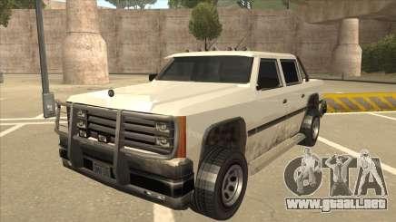 Declasse Rancher FXT para GTA San Andreas