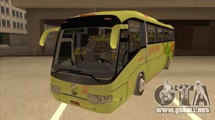 Higer KLQ6129QE - Super Five Transport S 023 para GTA San Andreas