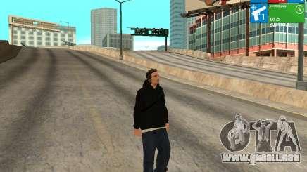 Nuevo KentPaul para GTA San Andreas