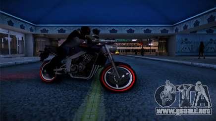 Ducati FCR900 2013 para GTA San Andreas