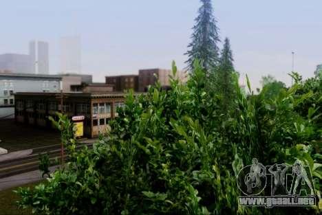 Nueva vegetación 2013 para GTA San Andreas