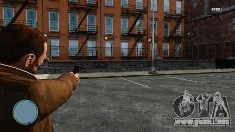 Retículo Counter-strike para GTA 4